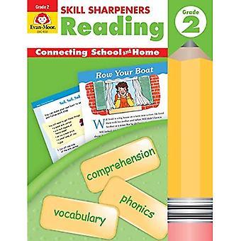 Skill Sharpeners Reading, Grade 2
