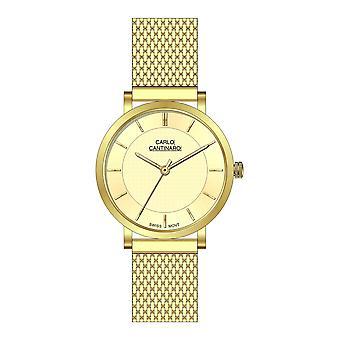 Carlo Cantinaro CC1001GM013 Men's Watch