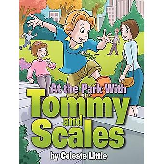 At The Park With Tommy And Scales by Little & Celeste