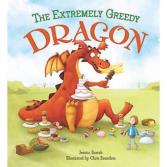 Storytime Extremely Greedy Dragon by Jessica Barrah
