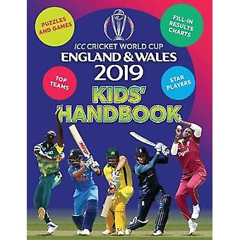 ICC Cricket World Cup England & Wales 2019 Kids' Handbook - Star p