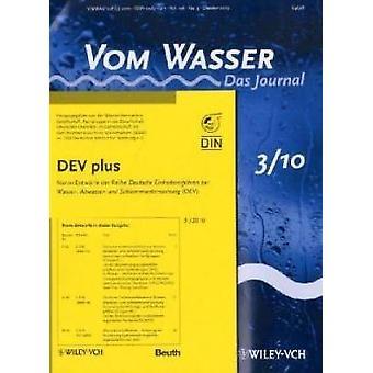 DEV Plus - Norm-Entwurfe der Reihe Deutsche Einheitsverfahren zur Wass