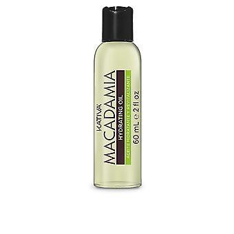 Kativa Macadamia Hydrating Oil 60 Ml för kvinnor