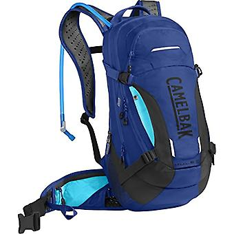 CamelBak M.U.L.E. LR Hydration Pack - Unisex-Adult Backpack - Marine Lake Blue - 3 L