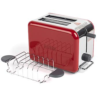 Kenwood K-Mix Kenwood Roter Toaster