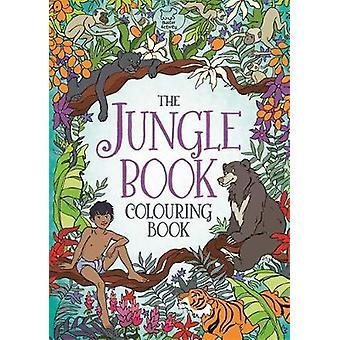 Jungle Book Colouring Book by Ann Kronheimer