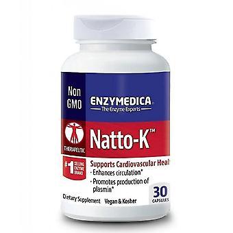 Enzymedica Natto-K Capsules 30 (22030)
