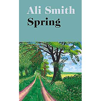 Spring by Ali Smith - 9780241207048 Book
