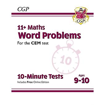 New 11 CEM 10Minute Tests Maths Word Problems  Ages 910