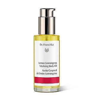 Body Oil Lemon Lemongrass Dr. Hauschka (75 ml)