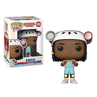 Stranger Things Erica Pop! Vinyle