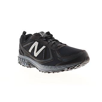 New Balance MT410 V5  Mens Black Extra Wide Athletic Running Shoes