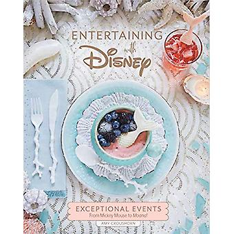 Entertaining with Disney by Amy Croushorn - 9781789093438 Book