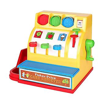 Fisher-Pris - Klassisk Toy Cash Register