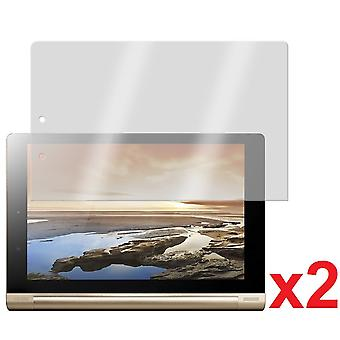 "2x Screen Protector Cover Guard for Lenovo Yoga HD+ B8080 10.1"""