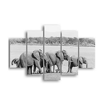 Imagem Branca e preto 3 cor branco, preto em MDF 19x0.3x40 cm, 19x0.3x50 cm, 19x0.3x60 cm