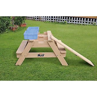 hedstrom play sand, water and ball pit with play table mv sports for ages 18