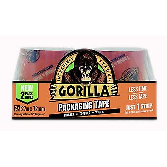 Gorilla Packaging Tape (Pack Of 2)