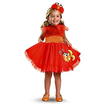 Sesame Street Elmo Child Costume