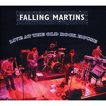 Falling Martins - Live at the Old Rock House [CD] USA import