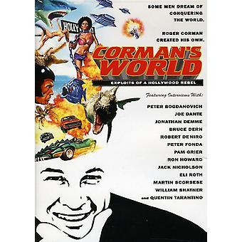 Corman's World [DVD] USA import