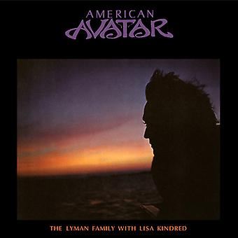Lyman Family / Kindred*Lisa - American Avatar: Love Comes Rolling Down [CD] USA import