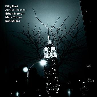 Hart/Iverson/Turner/Street - alla våra skäl [CD] USA import