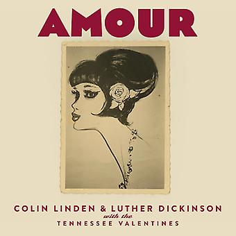Amour [CD] USA import