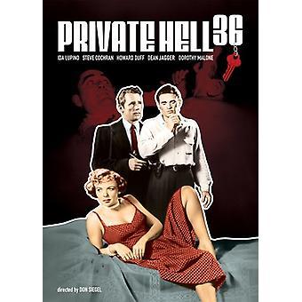 Privé hel 36 (1954) [DVD] USA importeren