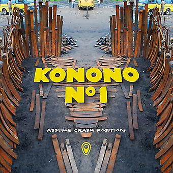 Konono No. 1 - Assume Crash Position [CD] USA import