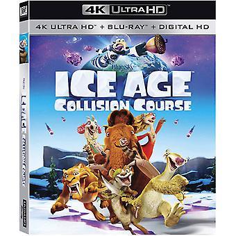 Ice Age: törmäyskurssille [Blu-ray] USA tuonti