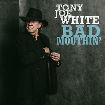 Tony Joe White - Bad Mouthin' [CD] USA import