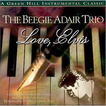 Beegie Adair - Love Elvis [CD] USA import