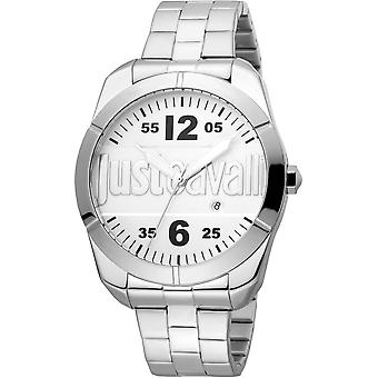Just Cavalli Young Watch JC1G106M0045 - Stainless Steel Gents Quartz Analogue