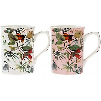 Babylon Mugs (Set Of 2)