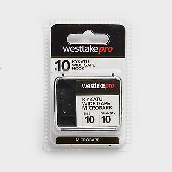 Westlake Wide Gape 10 Micro Barb Natural