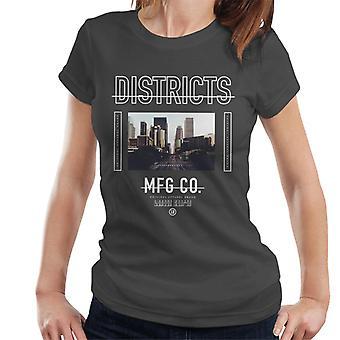Londres Banter distritos mulheres ' s T-shirt