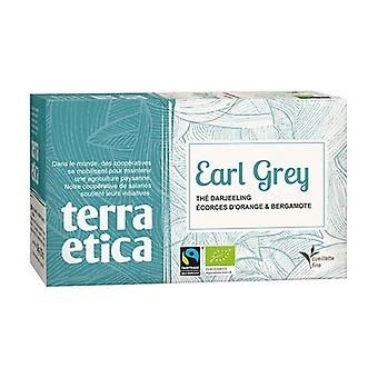 Earl Gray tea 20 infusion bags of 36g