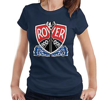 Rover Viking Longship British Motor Heritage Women's T-Shirt