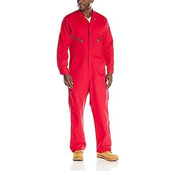 Red Kap Men's Zip-front Cotton Coverall, 38