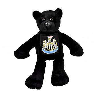 Newcastle United FC Official Mini Plush Football Crest Teddy Bear