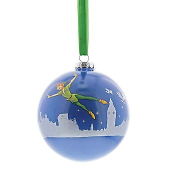 Disney Enchanting Collection You Can Fly Peter Pan Bauble