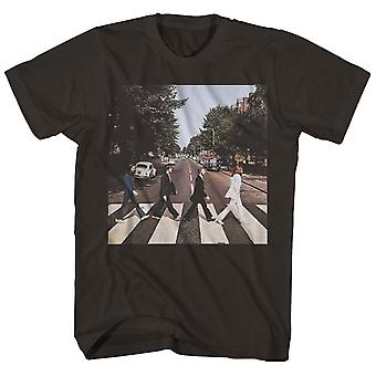 The Beatles T Shirt Abbey Road Album Cover Art The Beatles T-Shirt