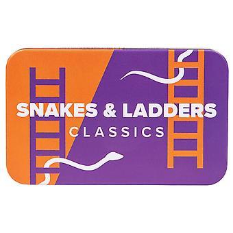 Slangen en ladders Travel Game