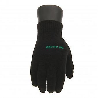 Celtic FC Kinder/Kinder gestrickte Handschuhe