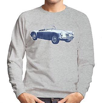 MG MGA 1962 British Motor Heritage Men's Moletom