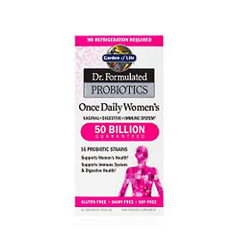 Garden of Life Dr. Formulated Probiotics Once Daily Women's, 30 Caps
