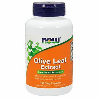 Nyt Foods Olive Leaf Uute 500mg 18%, 100 Vcaps