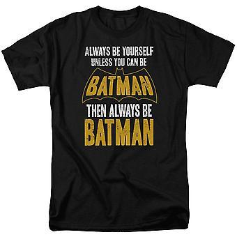 Batman Be Batman T-shirt