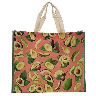 Fun Avocado Durable Sac à provisions réutilisable